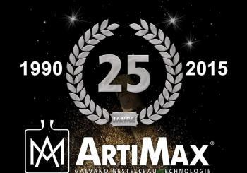 25 Jahre ARTIMAX