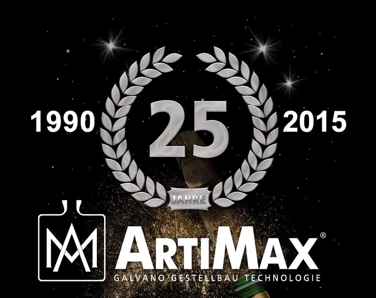 Artimax 25 Jahre
