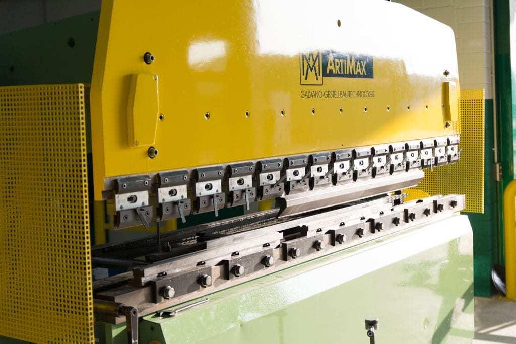 Artimax Bauteile Vorfertigung