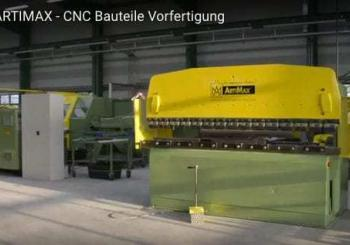 CNC Bauteile Vorfertigung