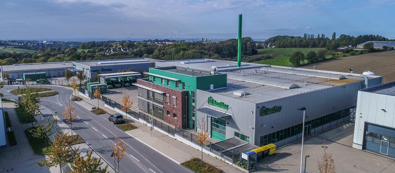 Artimax-Gebäude-Solingen